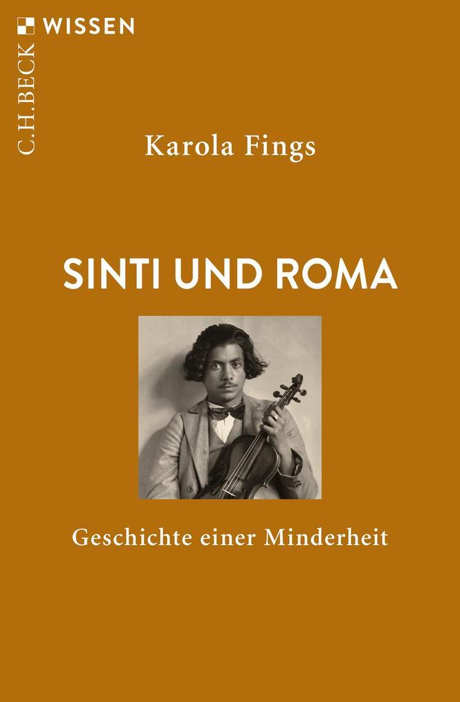 Sinti und Roma als Taschenbuch