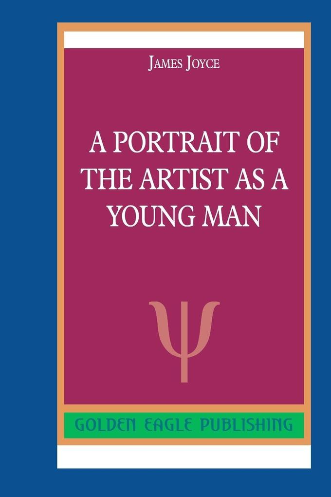 A Portrait of the Artist as a Young Man als Taschenbuch