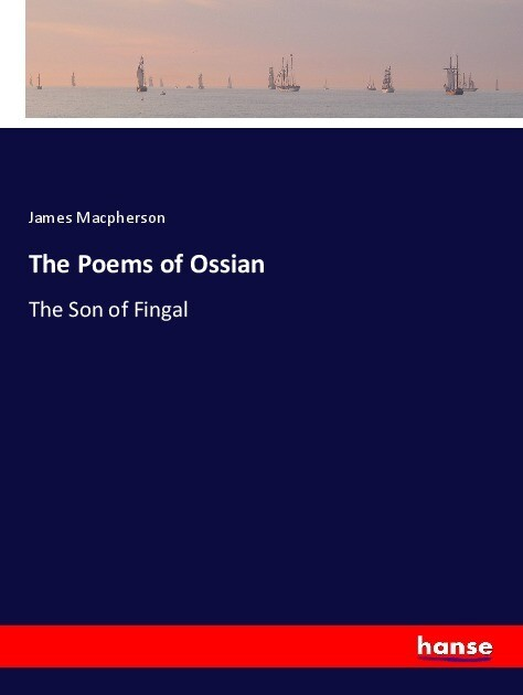 The Poems of Ossian als Buch (kartoniert)