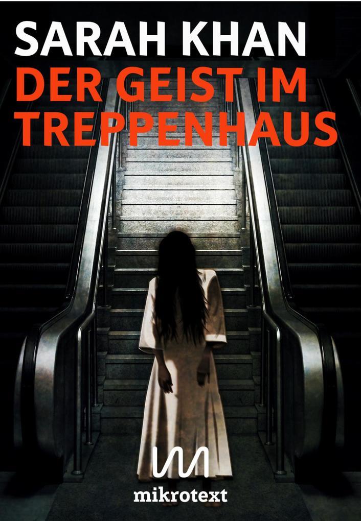 Der Geist im Treppenhaus als eBook epub