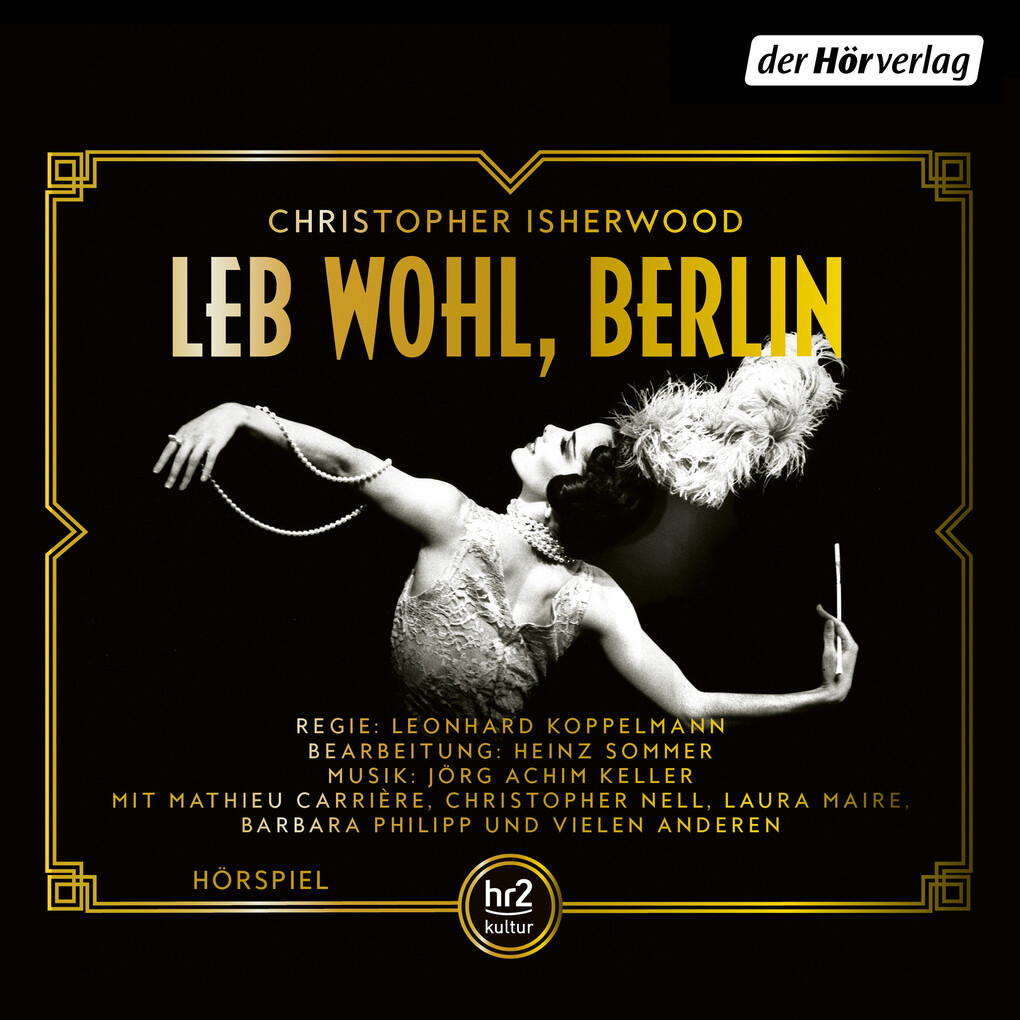Leb wohl, Berlin als Hörbuch Download