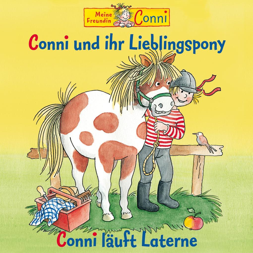 Conni und ihr Lieblingspony / Conni läuft Laterne als Hörbuch Download