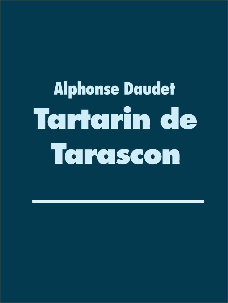 Tartarin de Tarascon als eBook epub