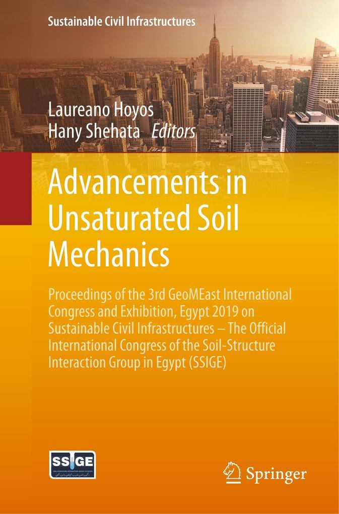 Advancements in Unsaturated Soil Mechanics als Buch (kartoniert)
