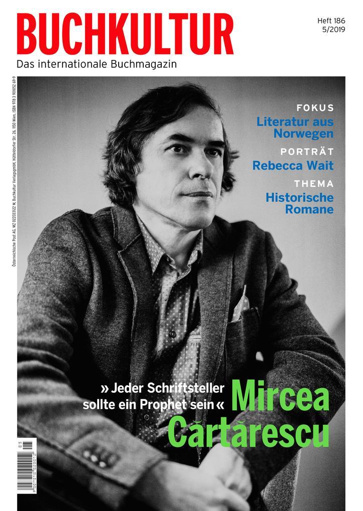 Magazin Buchkultur 186 als eBook epub