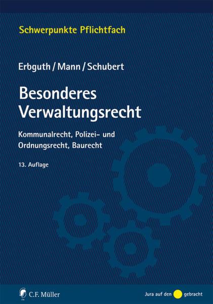 Besonderes Verwaltungsrecht als Buch (kartoniert)
