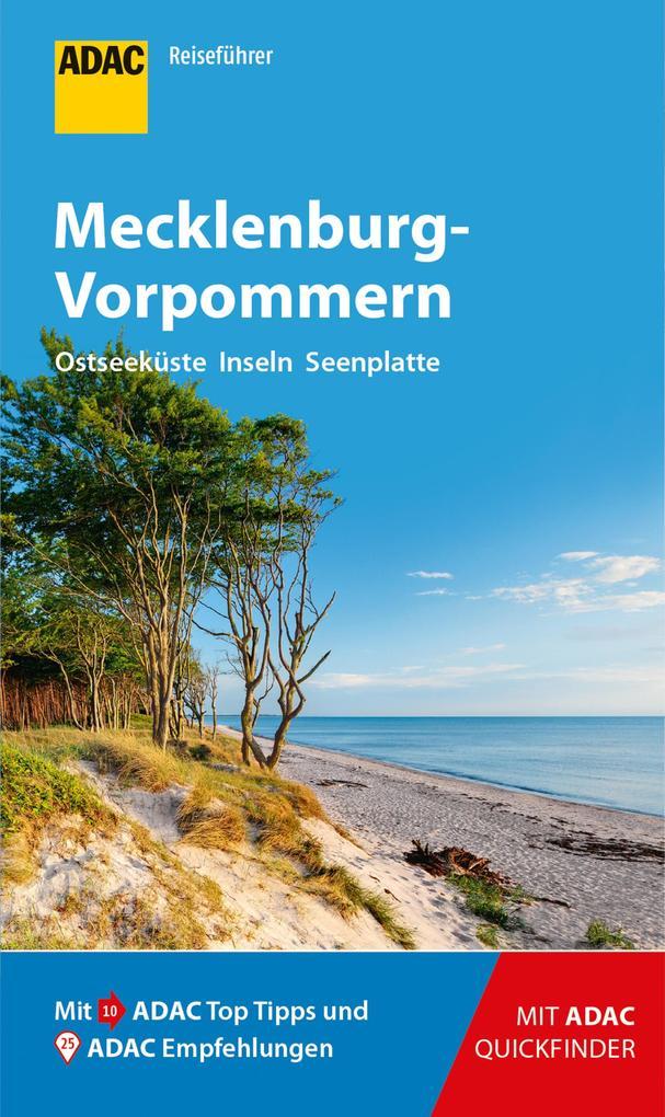 ADAC Reiseführer Mecklenburg-Vorpommern als eBook epub