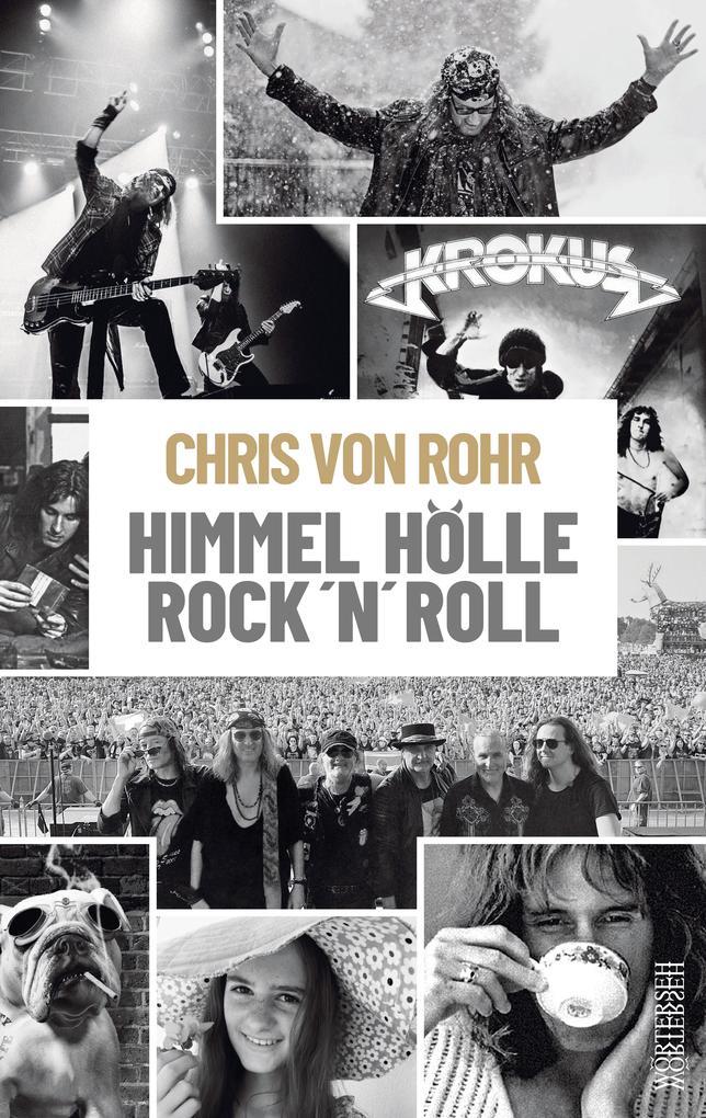 Himmel, Hölle, Rock 'n' Roll als eBook epub