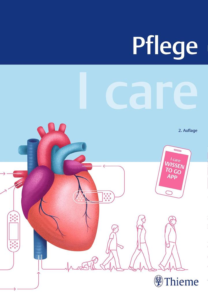 I care Pflege als Buch