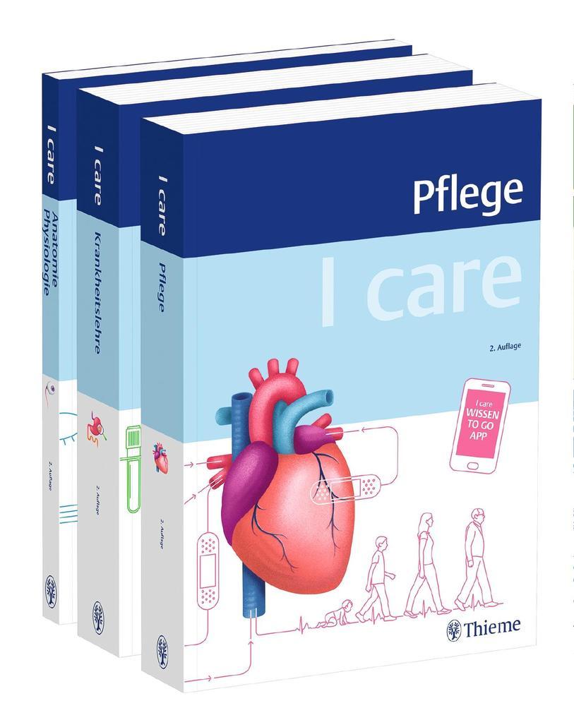 I care LernPaket als Buch