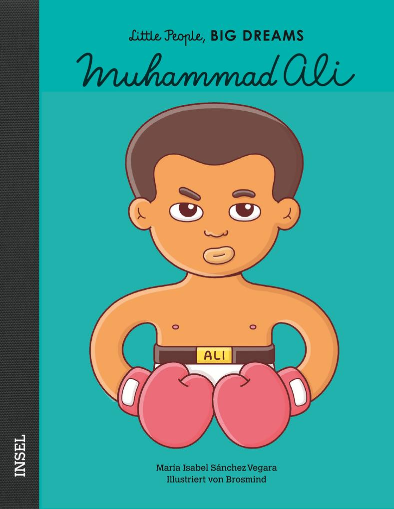 Muhammad Ali als Buch (gebunden)