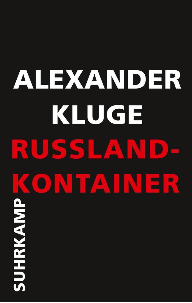 Russland-Kontainer als Buch (gebunden)