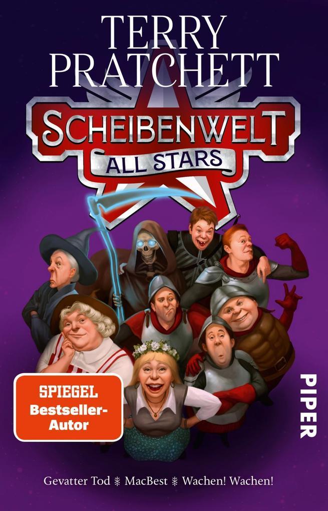 Scheibenwelt All Stars als Taschenbuch