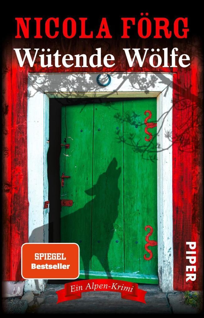 Wütende Wölfe als Taschenbuch