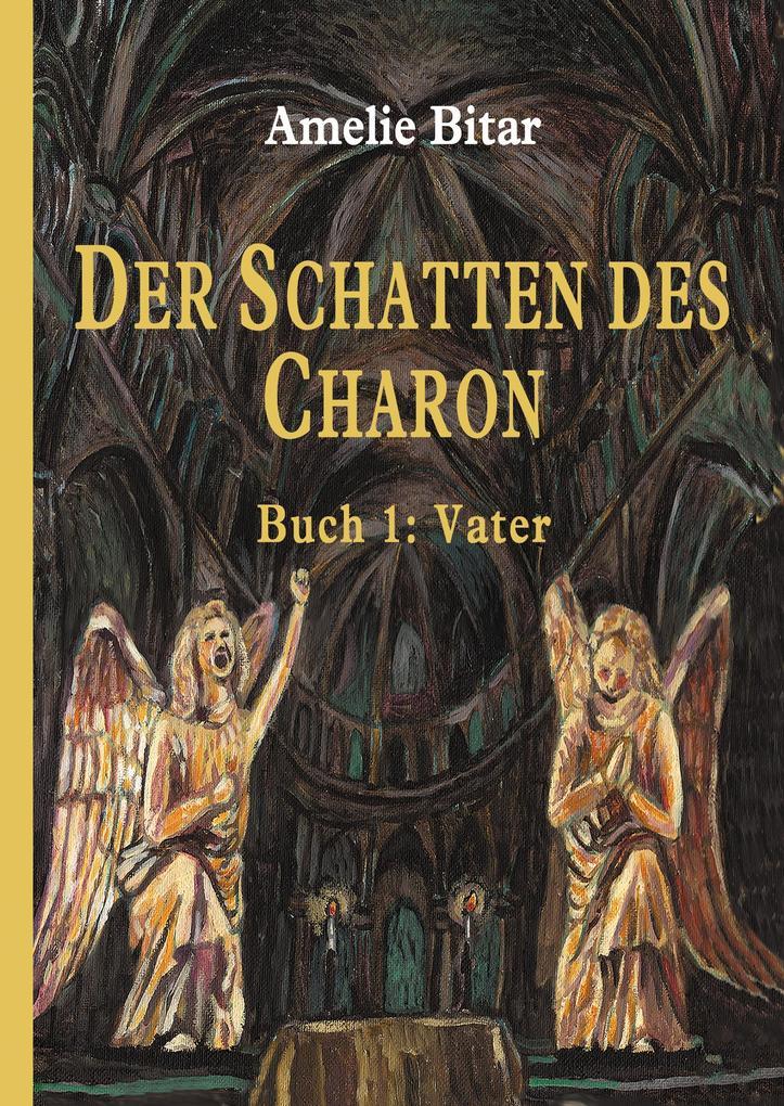DER SCHATTEN DES CHARON als Buch (gebunden)