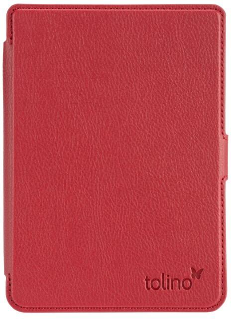 tolino shine 3 Slimfit Tasche Rot als Hardware
