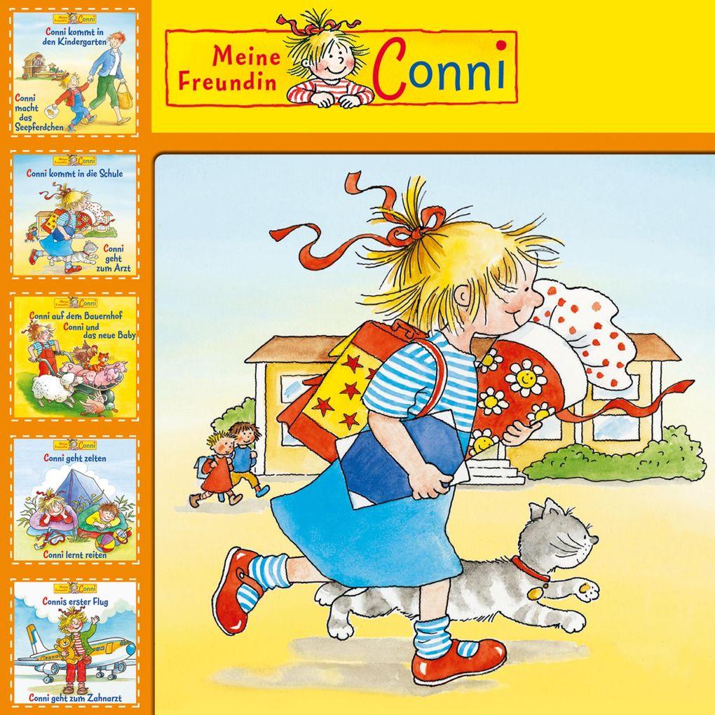 Conni - Hörspielbox, Vol. 1 (5 Alben) als Hörbuch Download