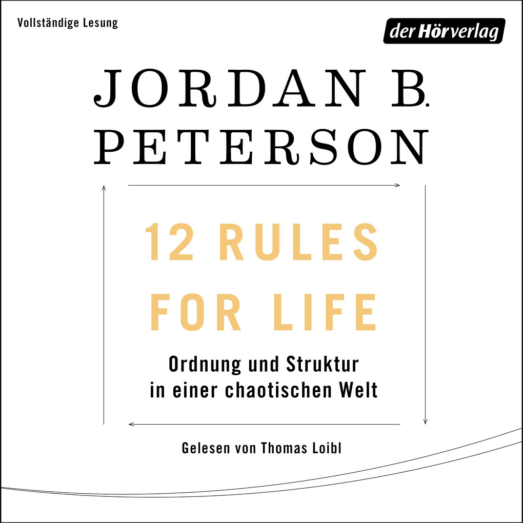 12 Rules For Life als Hörbuch Download