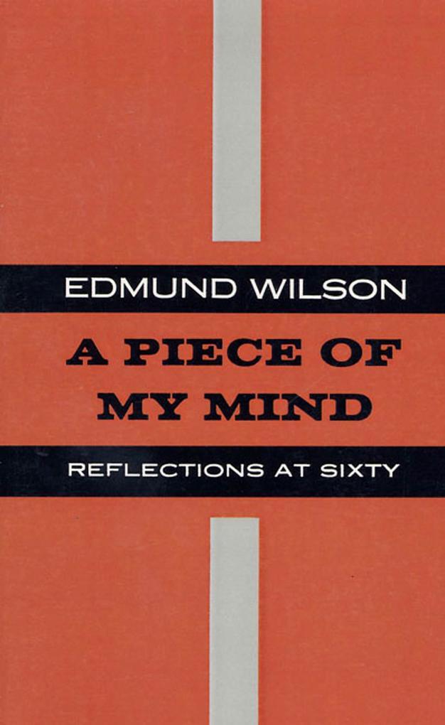 A Piece of My Mind als eBook epub