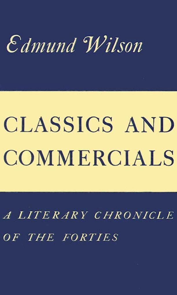 Classics and Commercials als eBook epub