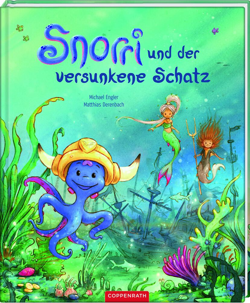 Snorri und der versunkene Schatz als Buch (gebunden)