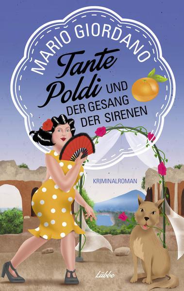 Tante Poldi und der Gesang der Sirenen als Buch (kartoniert)