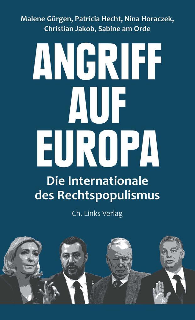 Angriff auf Europa als eBook epub