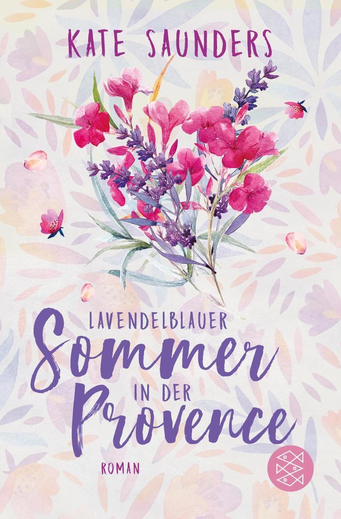Lavendelblauer Sommer in der Provence als eBook epub