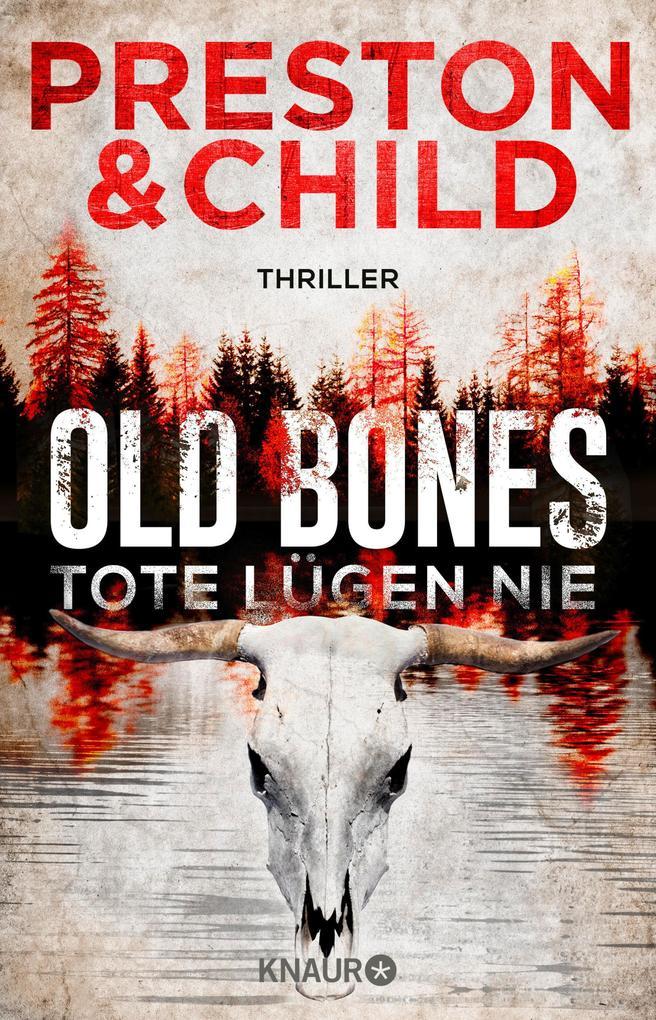 Old Bones - Tote lügen nie als eBook epub