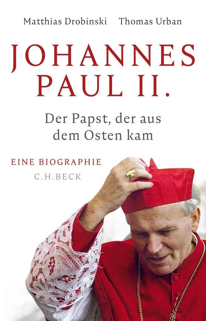 Johannes Paul II. als Buch (gebunden)