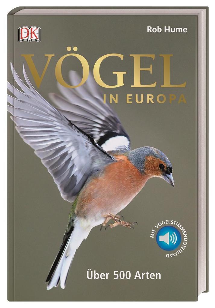Vögel in Europa als Taschenbuch