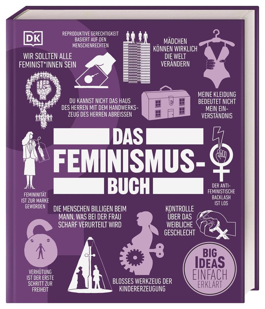 Big Ideas. Das Feminismus-Buch als Buch (gebunden)