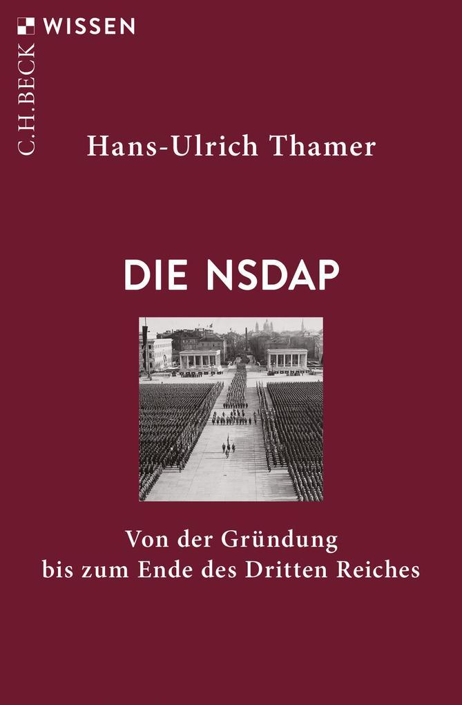 Die NSDAP als Taschenbuch