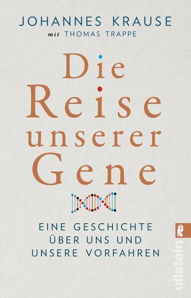 Die Reise unserer Gene als Taschenbuch