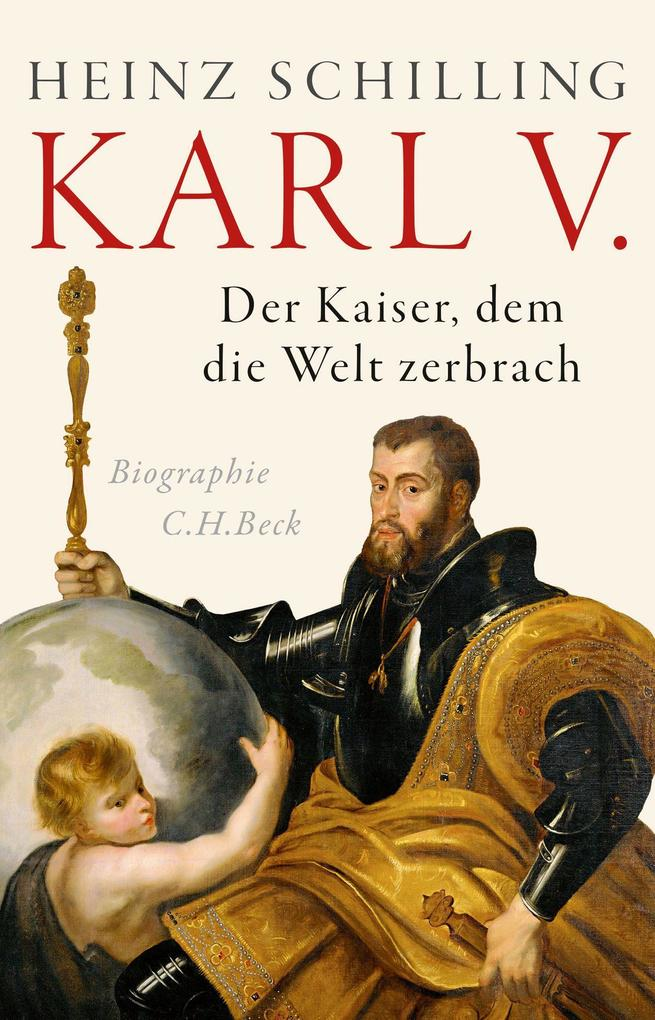 Karl V. als Buch (gebunden)