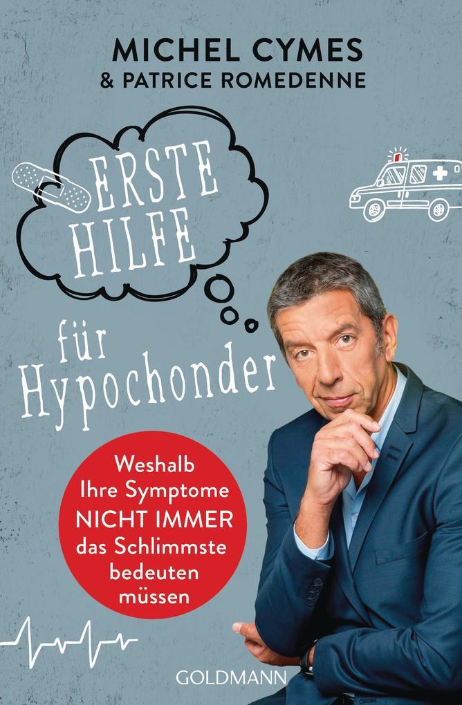 Erste Hilfe für Hypochonder als eBook epub