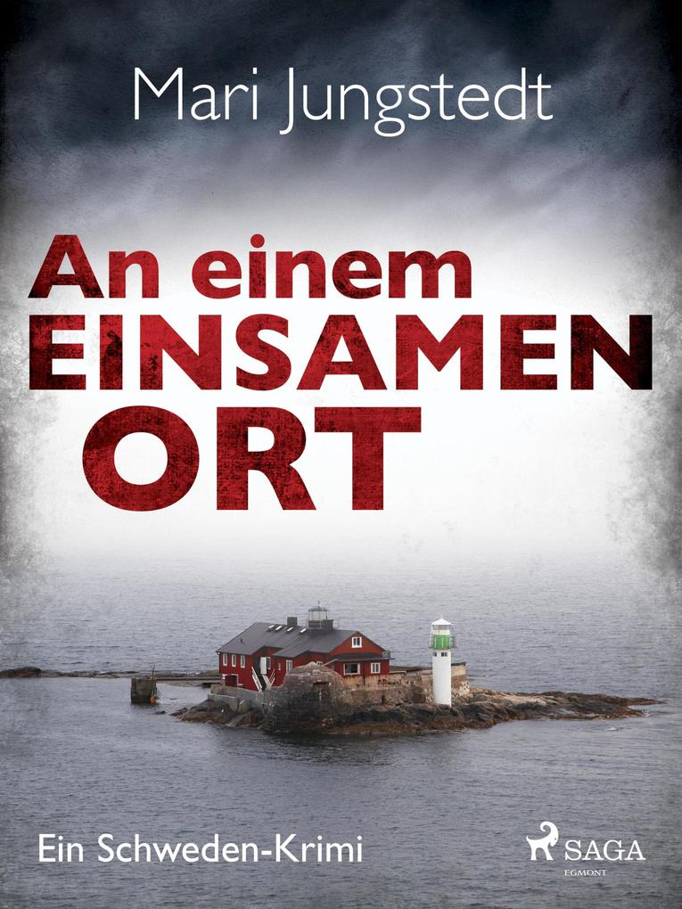 An einem einsamen Ort - Ein Schweden-Krimi als eBook epub