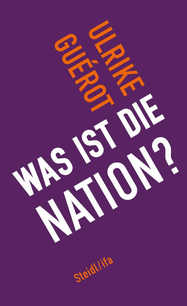 Was ist die Nation? als eBook epub