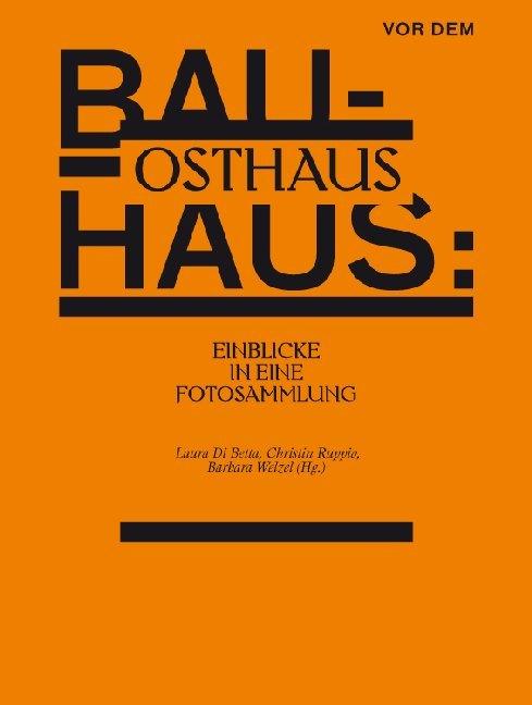 Vor dem Bauhaus: Osthaus als Buch (kartoniert)