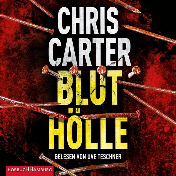 Bluthölle (Ein Hunter-und-Garcia-Thriller 11) als Hörbuch CD
