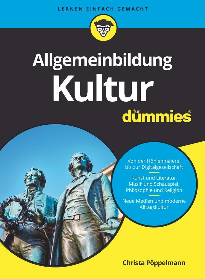 Allgemeinbildung Kultur für Dummies als eBook epub