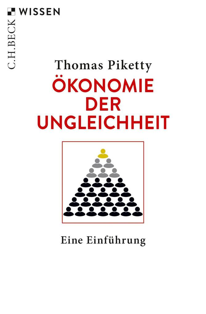 Ökonomie der Ungleichheit als Taschenbuch