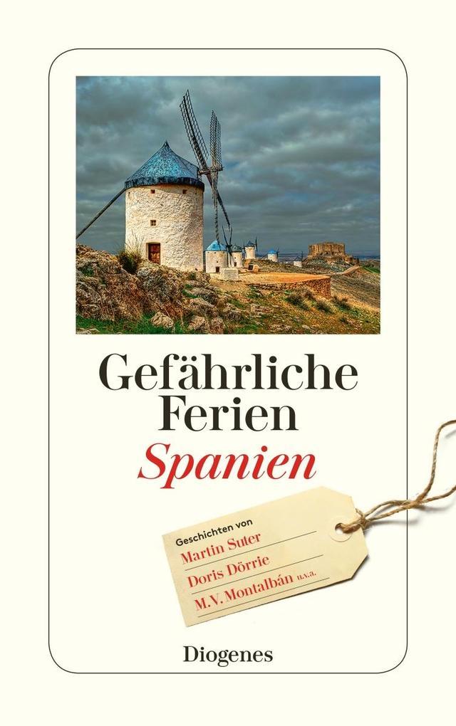 Gefährliche Ferien - Spanien als Taschenbuch