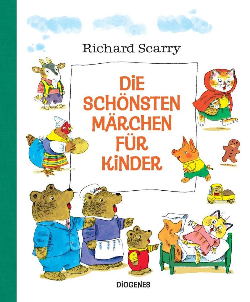 Die schönsten Märchen für Kinder als Buch (gebunden)
