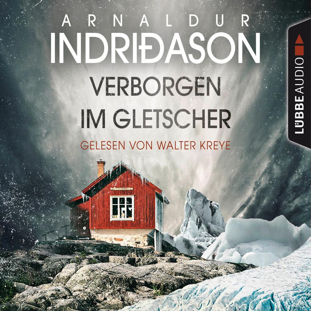 Verborgen im Gletscher - Island Krimi (Gekürzt) als Hörbuch Download