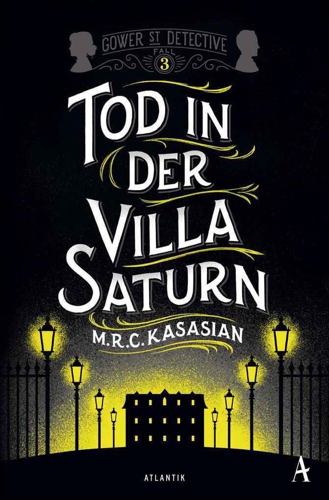 Tod in der Villa Saturn als Taschenbuch