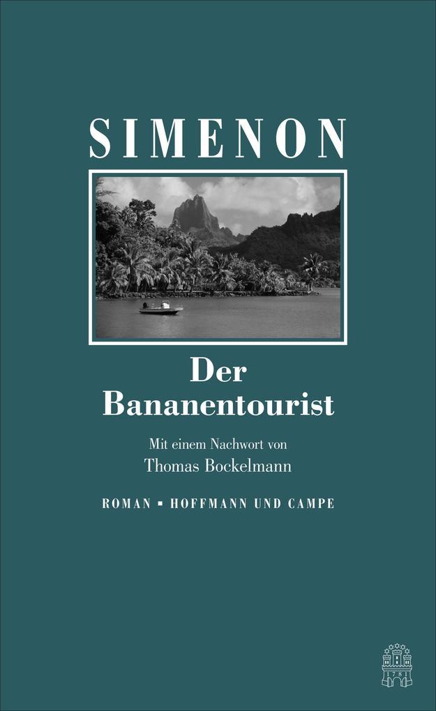 Der Bananentourist als Buch (gebunden)