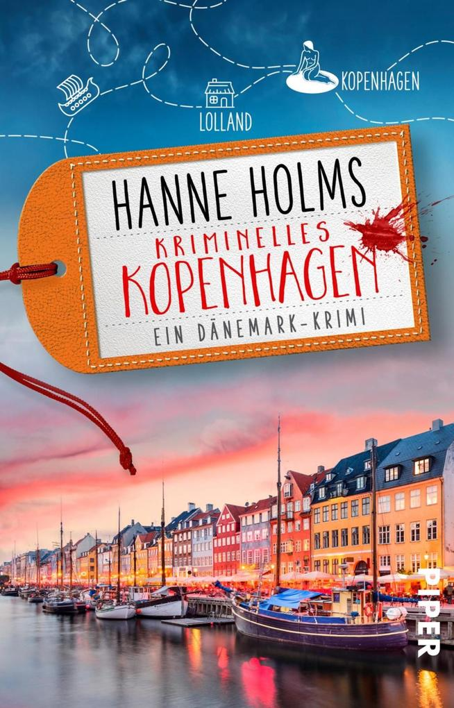 Kriminelles Kopenhagen als eBook epub