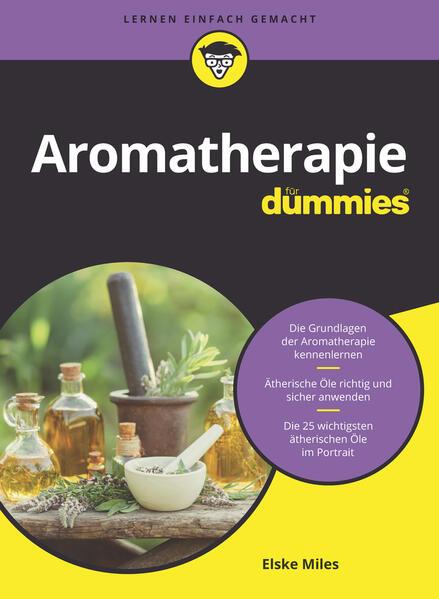Aromatherapie für Dummies als Buch (kartoniert)