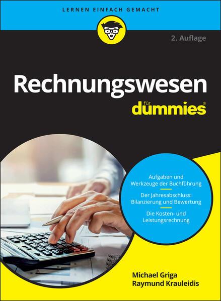 Rechnungswesen für Dummies als Buch (kartoniert)